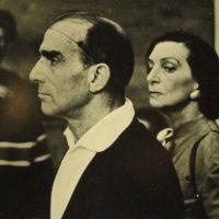 Sonia Gaskell & Leonide Massine