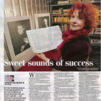 Jessie Vonk - Sweet sounds of succes